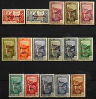France (ex-colonies & Protectorats) Réunion (1852-1975) > 1933-39 N° 216 à 232 Neuf**TB - Nuovi