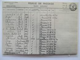 (1961)  ANDRESY - Feuille De Passage D'Ecluse -  Coupure De Presse Originale (encart Photo) - Historical Documents