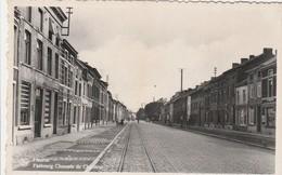 Fleurus , Chaussée De Charleroi ( Rail Du Tram ) - Fleurus