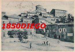 CAPRANICA PRENESTINA F/GRANDE VIAGGIATA 1946 ANIMAZIONE - Roma