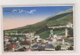 BOSNIA AND HERCEGOVINA TRAVNIK Nice Postcard - Bosnie-Herzegovine