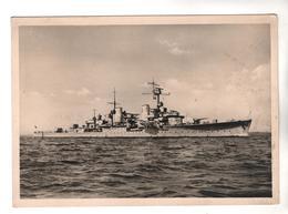 +2817, Panzerkreuzer Königsberg - Guerra