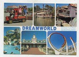 AUSTRALIA - AK 353386 Gold Coast - Dreamworld - Gold Coast