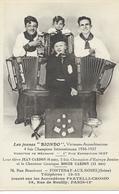 92 FONTENAY Aux ROSES  Les Jeunes BIONDO Virtuoses Accordéonistes   Accordéon - Fontenay Aux Roses