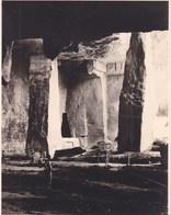 SYRACUSE Grottes Sicile 1926 Photo Amateur Format Environ 6,5 Cm Sur 5 Cm ITALIE - Luoghi