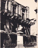 CALTANISETTA SICILIA  ITALIA Août 1926 Photo Amateur Format Environ 6,5 Cm X 5,5 Cm - Luoghi