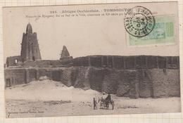 9AL1482 AFRIQUE OCCIDENTALE Tombouctou Mosquée De Djingerey 2 SCANS - Soudan