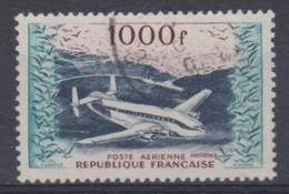 FRANCE Poste Aérienne 1954:   Le Y&T 33, Oblitéré - Poste Aérienne