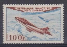 FRANCE Poste Aérienne 1954:   Le Y&T 30, Neuf** - Airmail