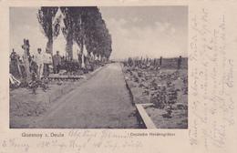 (59) - Quesnoy-sur-Deule Friedhof Cimetière Carte  Allemande - Autres Communes