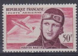 FRANCE Poste Aérienne 1955:   Le Y&T 34, Neuf** - Airmail