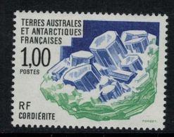 T.A.A.F. // 1994 // Timbre No.185 Y&T Neuf** MNH, Cristallisation Minérale - Tierras Australes Y Antárticas Francesas (TAAF)