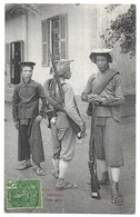 Hanoi Tirailleurs Tonkinois En Tenue De Campagne - Vietnam