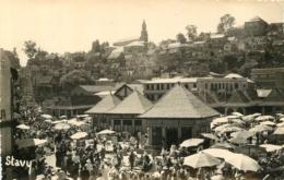 TANANARIVE ANALAKELY ET LES ESCALIERS - Madagaskar