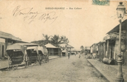 DIEGO SUAREZ RUE COLBERT - Madagaskar
