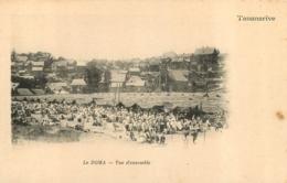 TANANARIVE  LE ZOMA VUE D'ENSEMBLE - Madagaskar