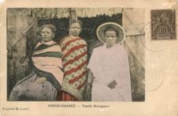 DIEGO SUAREZ FAMILLE BOURGEOISE - Madagascar