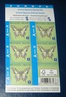 Boekje 131 Koninginnenpage** 4256**  Vlinders - Papilio Machaon**  Zegels Voor Europa - Carnets 1953-....