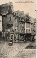 Cpa Guingamp,rue Notre Dame. - Guingamp