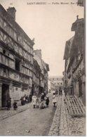 Cpa Saint Brieuc Rue Fardel. - Saint-Brieuc