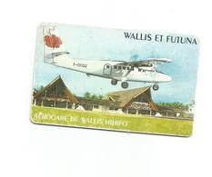 W15   Aerogare  (boisorbburea) - Wallis And Futuna