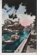 Venezia Squero Di S. Trovaso - Benevento