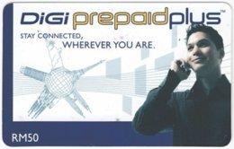 MALAYSIA A-523 Prepaid Digi - Communication, Mobile Phone - Used - Malaysia