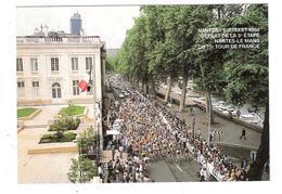 NANTES - 5 JUILLET 1988 - DEPART DE LA 3 EME ETAPE NANTES LE MANS DU 75 EME TOUR DE FRANCE - Nantes