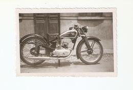 FO--00141-- FOTO ORIGINALE - MOTO MORINI 125 ? - Altri