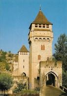 46 Cahors Le Pont Valentré (2 Scans) - Cahors