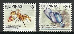 Philippines 2010 Mi 4352+4356 MNH ( LZS8 PLP4352+4356dav38A ) - Philippines