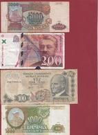 Pays Du Monde 40 Billets Dans L 'état Lot N °2 - Monnaies & Billets