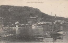 Théoule : Le Vieux Port. - Frankrijk