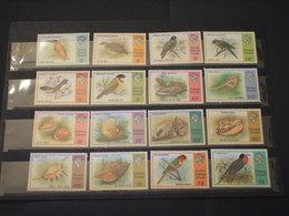 SOLOMON - 1976 PITTORICA 15 + 1 VALORI - NUOVI(++) - Isole Salomone (1978-...)
