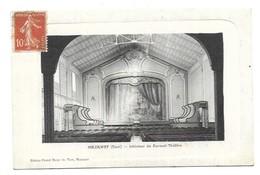 Mazamet Intérieur Du Kursaal-Théatre - Mazamet