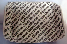 LUFTHANSA CLASS BUSINESS ASTUCCIO - Pubblicitari