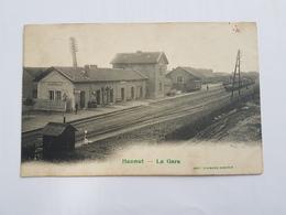 40954  -    Hannut  Gare  -  Train - Hannut