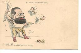 NORWINS Illustrateur LES CLOUS DE L'EXPOSITION N° 1 DRUMONT - Norwins