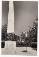 1958 YUGOSLAVIA, SLOVENIA, ROGASKA SLATINA, MONUMENT, ILLUSTRATED POSTCARD,  USED - Yugoslavia