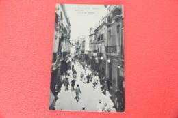 Andalucia Sevilla Calle De Sierpes + Bella Animazione NV - Espagne