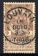 BELGIQUE - 55° - ARMOIRIES - 1893-1907 Coat Of Arms