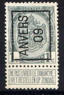 BELGIQUE - 81° - ARMOIRIES - 1893-1907 Coat Of Arms
