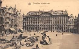 BRUXELLES - La Grand'Place - Places, Squares
