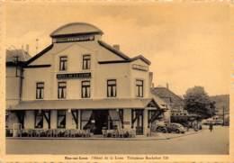 CPM - HAN-sur-LESSE - L'Hôtel De La Lesse - Téléphone Rochefort 720 - Rochefort
