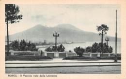 NAPOLI - Il Vesuvio Visto Dalla Litoranea - Napoli (Naples)