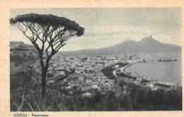 NAPOLI - Panorama - Napoli (Naples)