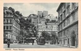 NAPOLI - Piazza Amedeo - Napoli (Naples)