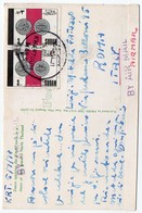 DANCE APPLYING THE FINGER NAILS- NORTH THAILAND / CIRCULATED FROM SUDAN 1978/THEMATIC STAMPS-ARAB POSTAL UNION - Thaïland