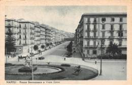 NAPOLI - Piazza Sannazzaro E Viale Elena - Napoli (Naples)