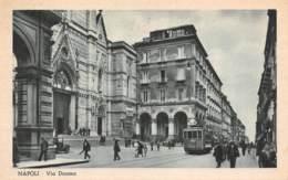 NAPOLI - Via Duomo - Napoli (Naples)